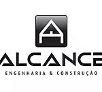Logo da Alcance Engenharia e Construções