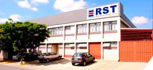 Frente da empresa RST Equipamentos Elétricos